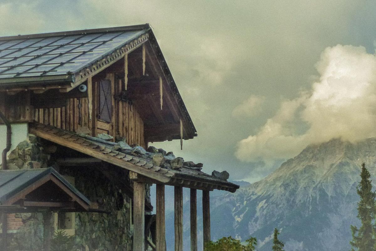 Berghütte Leogang